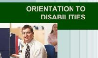 orientation disabilities