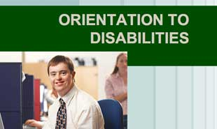 orientation disabilities