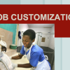 customizing jobs